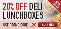 Feast Deli Lunchboxes Promotion